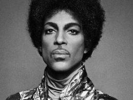 Le musicien Prince