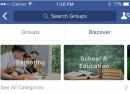 Facebook : Discover, la nouvelle fonctionnalité pour trouver de nouveaux groupes