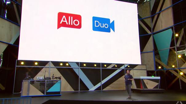 Google Allo & Duo