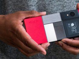 Google : Ara, le smartphone modulaire