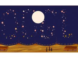 Google : Doodle Nuit des musées