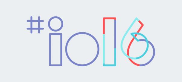 Google I/O 2016 : Streaming vidéo de la conférence