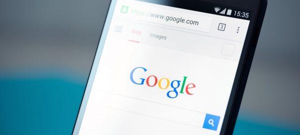 Google : Le site mobile, un critère de positionnement