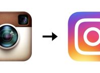 Instagram : Evolution du logo