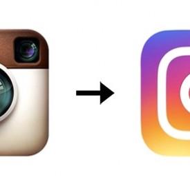 Instagram : Nouveau logo & refonte de l'app mobile