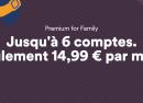 Spotify : L'offre Premium pour toute la famille à 14,99€/mois