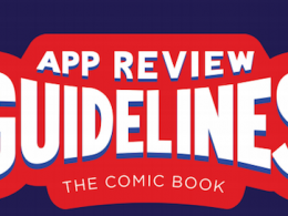 Guidelines Comics iOS