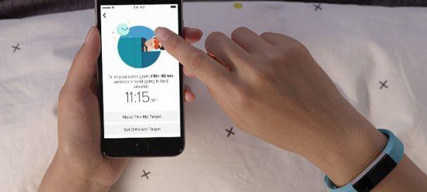 Fitbit optimise et détaille votre sommeil sur l'app mobile