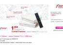 Free propose l'abonnement Freebox Crystal à 1,99€/mois