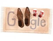Google : Les Fêtes des Pères en doodle