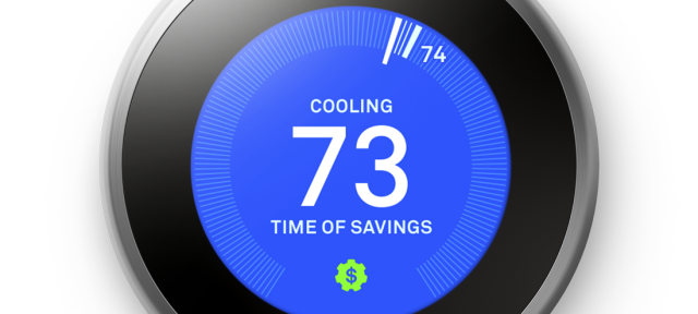 Nest : Thermostat & heures creuses