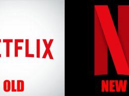 Netflix : Nouveau logo