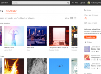 SoundCloud : Suggestion de musique