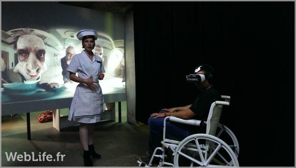 Within/Vrse : Catatonic - Réalité virtuelle