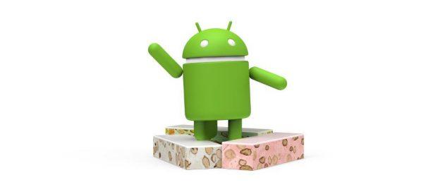 Android 7.0 Nougat poussé sur les Nexus via une MAJ OTA