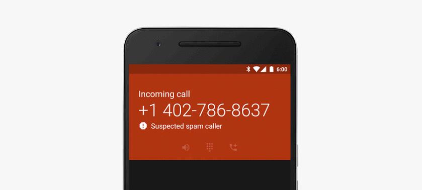 Android : Protection antispam contre les appels indésirables