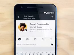 Facebook Messenger : Conversations secrètes