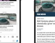 Facebook déploie les Instant Articles dans Messenger