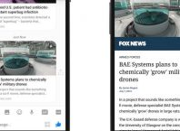 Facebook Messenger : Instant Articles