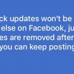 Facebook : Quick Updates