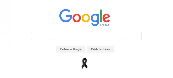 Google apporte son soutien aux victimes des attaques de Nice