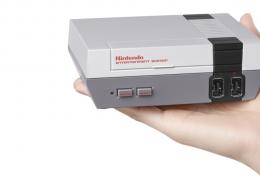 Nintendo NES Classic Mini