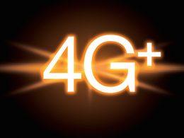 Orange : 4G+