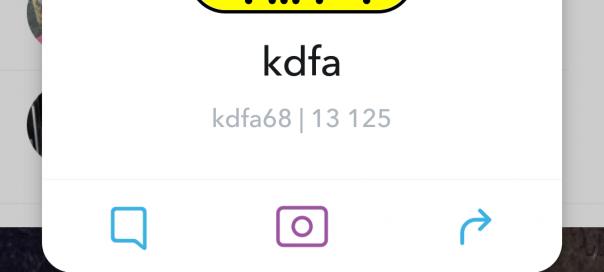 Snapchat déploie les suggestions de comptes à suivre