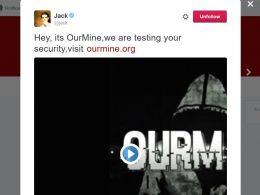 Twitter : Jack Dorsey - OurMine