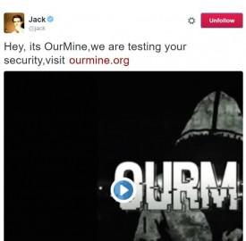 Twitter : Le compte de Jack Dorsey piraté