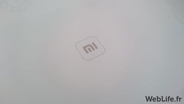 Balance connectée Xiaomi - Logo
