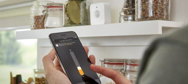 Philips Hue : Un détecteur de mouvements pour les ampoules connectées