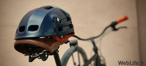 Plixi : Le casque vélo qui se plie en quatre pour votre sécurité !