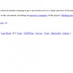 Premier Site Internet