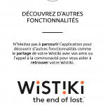 Wistiki Voilà - Appli