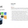 Amazon annonce par mégarde une version moins cher d'Amazon Echo Dot