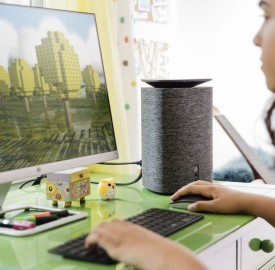 HP lance HP Pavillon Wave, l'ordinateur qui ressemble à une enceinte