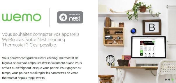 wemo nest