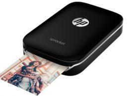 Test imprimante HP Sprocket