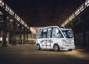 ITS Strasbourg : Test de la navette autonome et découverte de start-ups