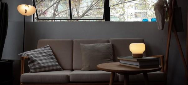 A la fois Dock pour iPhone, powerbank et lampe LED, découvrez le Novodio Bulb