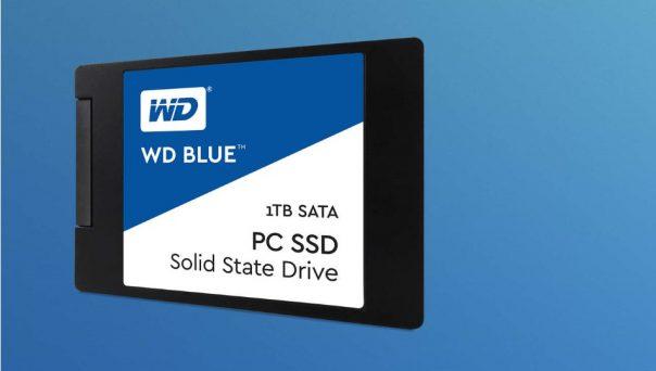 SSD blue 1Tb