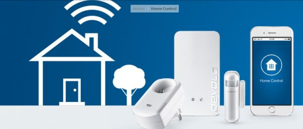 devolo home control kit de demarrage