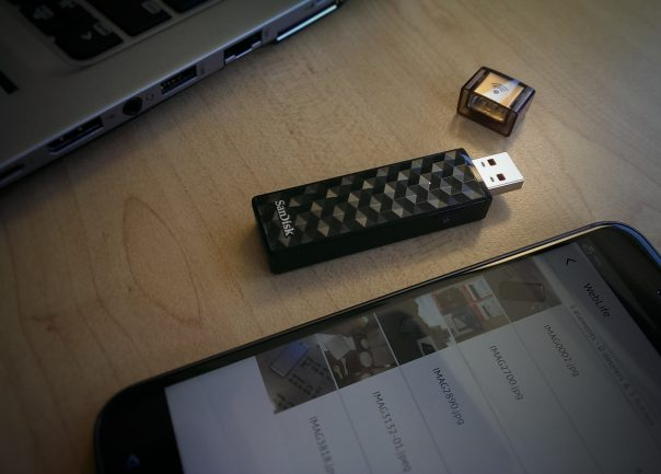 wireless stick sandisk