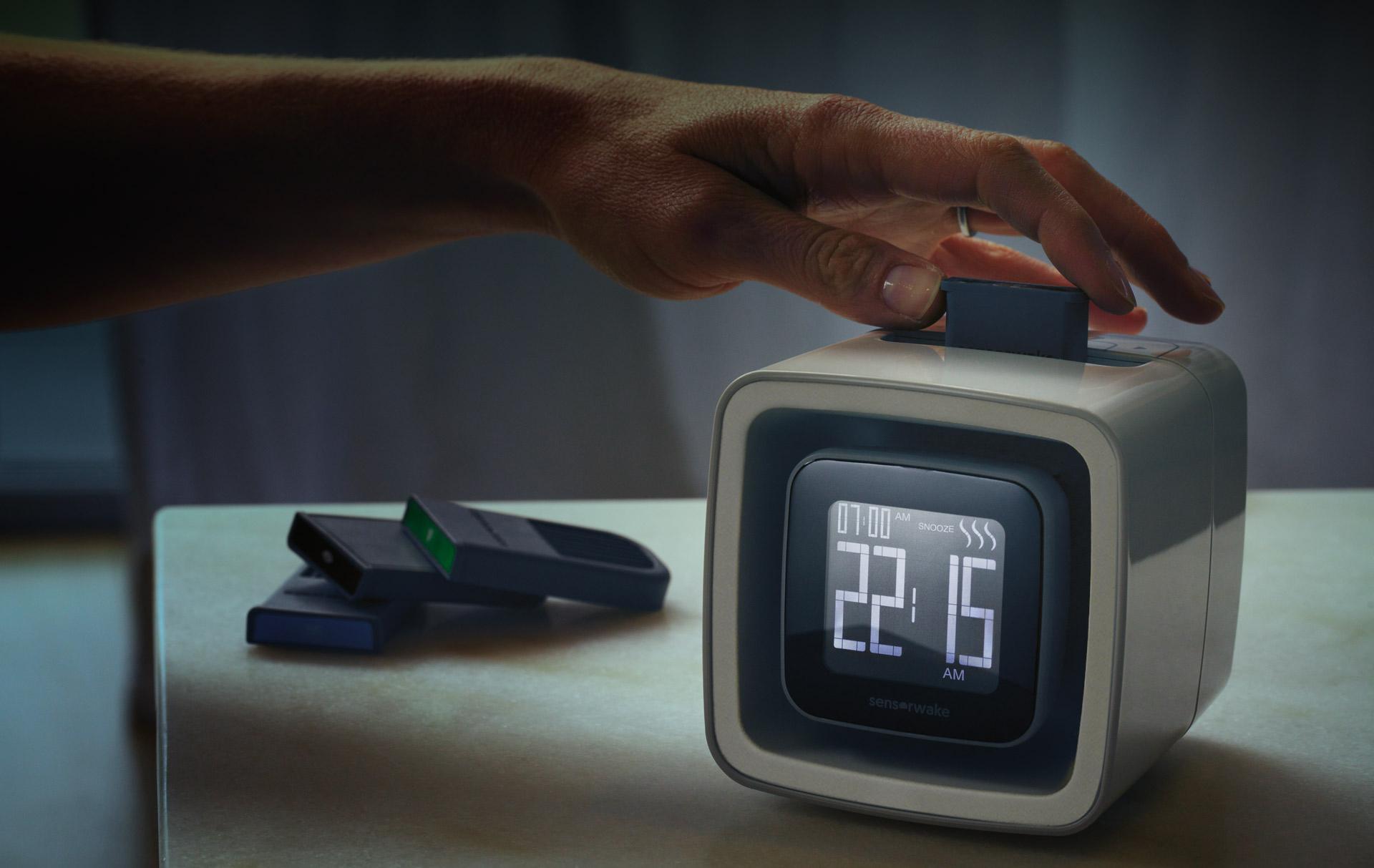 Bescent Sensorwake 2 : Le premier réveil olfactif et