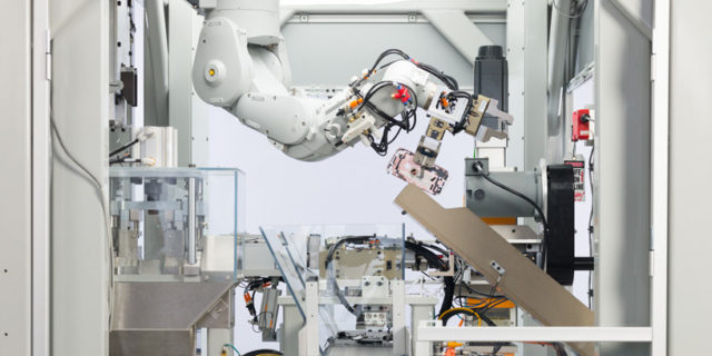 Apple : Robot de recyclage Daisy
