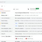 Gmail : Nouvelle version
