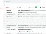 Gmail : Nouvelle version