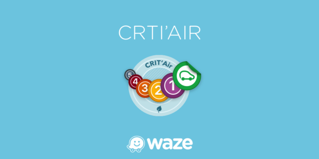 Waze : Crit'air