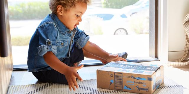 Amazon Prime Book Box